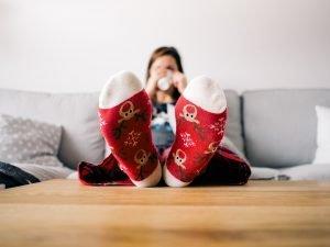 warme voeten vloerisolatie